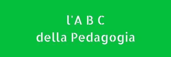Articoli teorici sulla Pedagogia