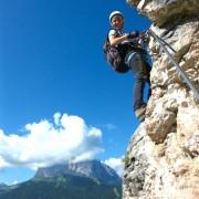 Marcella i Viaggi, il Trekking e la Psicomotricità