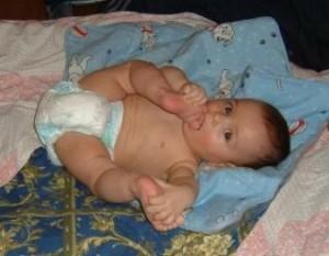baby e piedini